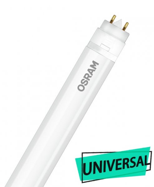 OSRAM SubstiTUBE T8 Universal Advanced Warm White 150 cm EVG & KVG