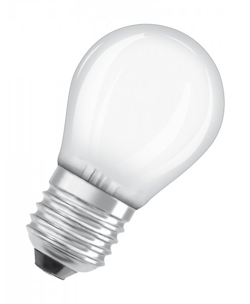 OSRAM LED STAR CLASSIC P 25 Filament matt Warm White E27