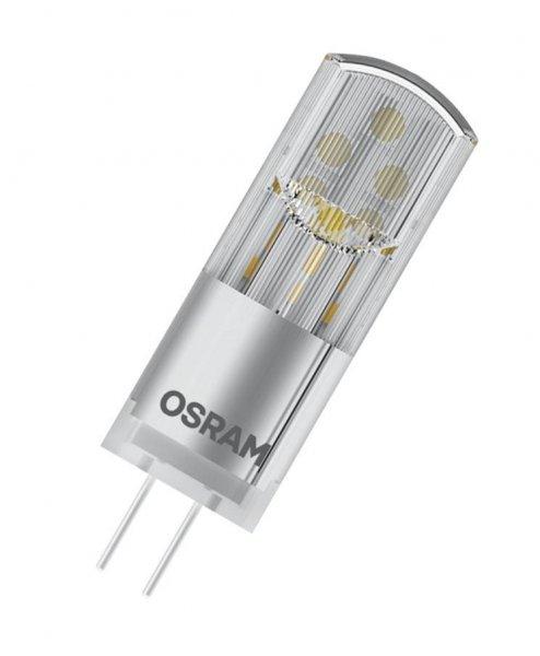 OSRAM LED STAR PIN 30 (360°) klar Warm White 12V G4