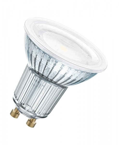 OSRAM LED STAR PAR16 50 (120°) Glas Cool White GU10