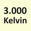 3.000 Kelvin