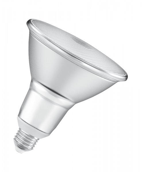 OSRAM PARATHOM DIM PAR38 100 (36°) IP65 Dimmable Glas Warm White E27
