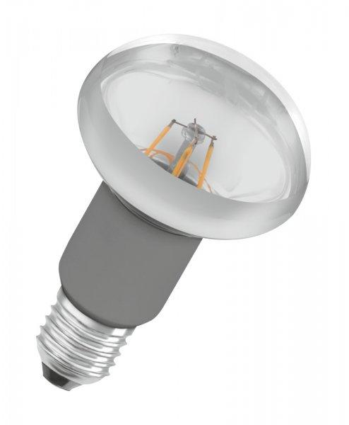 OSRAM LED RETROFIT R63 46 (40°) Filament klar Warm White E27