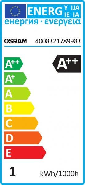 EAN 4008321789983 Energieeffizienzklasse A++