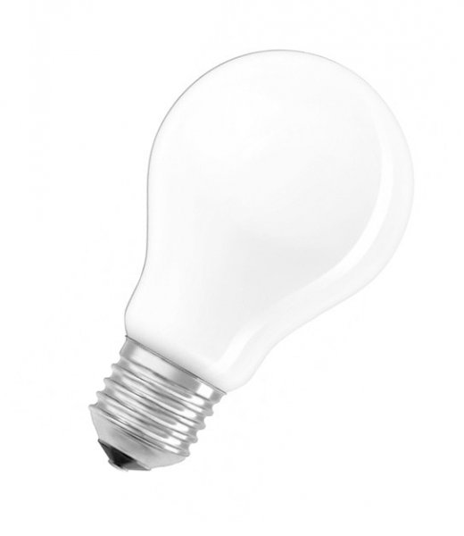 OSRAM LED SUPERSTAR CLASSIC A 60 Dimmable Filament matt Warm White E27