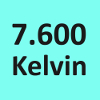 7.000 Kelvin