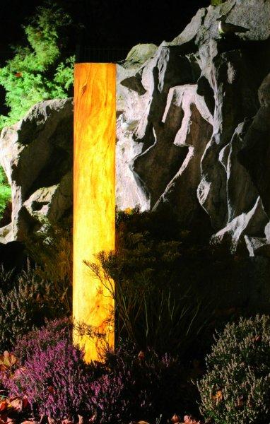 Epstein Säulenleuchte SAHARA TURM 100 cm Anwendungsmöglichkeit
