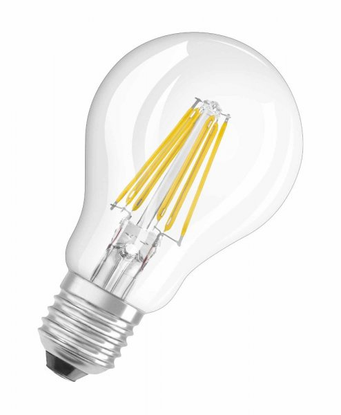 OSRAM LED STAR CLASSIC A 75 Filament klar Warm White E27