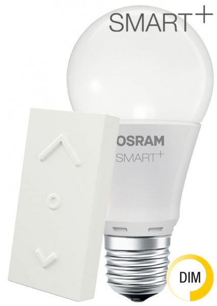 OSRAM SMART+ DIMMING KIT CLASSIC A 60 E27 + SWITCH MINI Funktaster