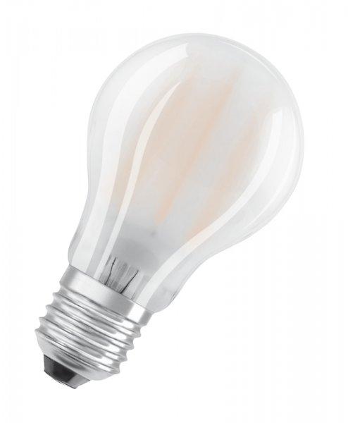 OSRAM LED SUPERSTAR CLASSIC A 40 Dimmable Filament matt Warm White E27