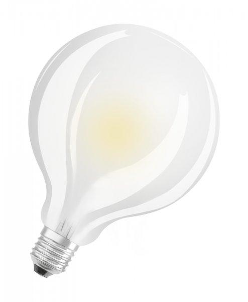OSRAM LED STAR CLASSIC GLOBE 95 60 Filament matt Warm White E27