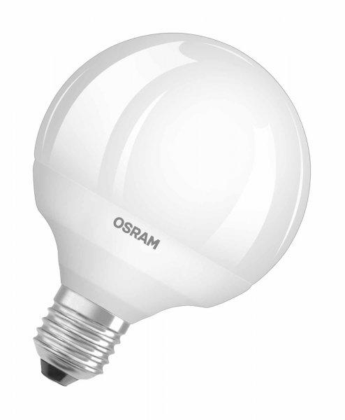 OSRAM LED SUPERSTAR GLOBE 75 Dimmable matt Warm White E27