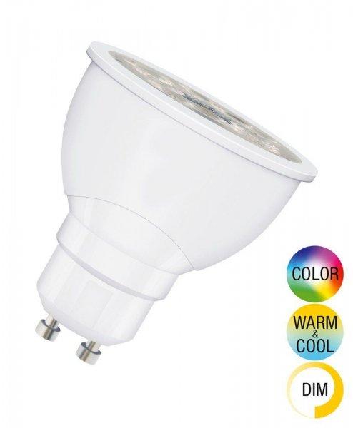 OSRAM SMART+ PAR16 50 (120°) Multicolor Smart Home GU10