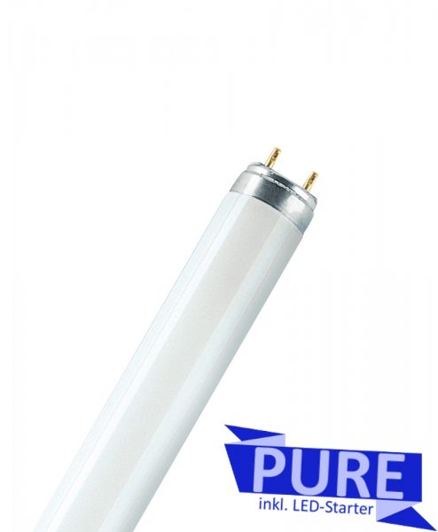OSRAM SubstiTUBE Pure LED-Röhre Cool White 60 cm KVG