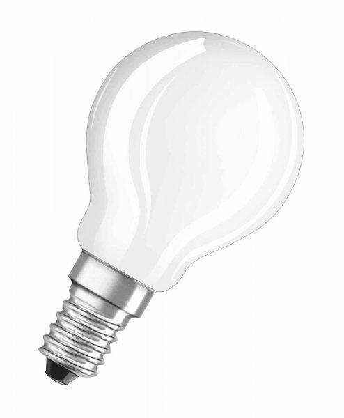 OSRAM LED RETROFIT CLASSIC P 25 matt Warm White E14
