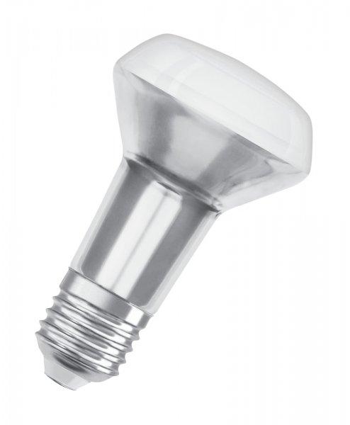 OSRAM LED STAR R63 60 (36°) Glas Warm White E27