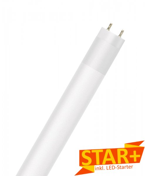 OSRAM SubstiTUBE Star+ LED-Röhre Cool White 120 cm KVG