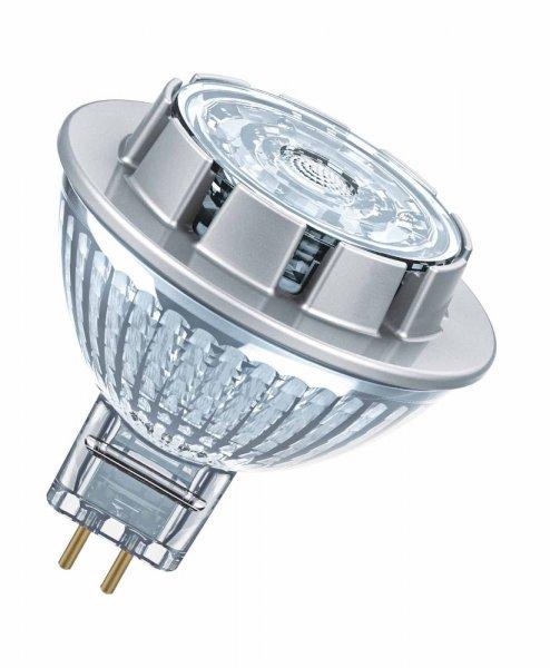 OSRAM LED STAR MR16 50 (36°) Glas Cool White GU5.3