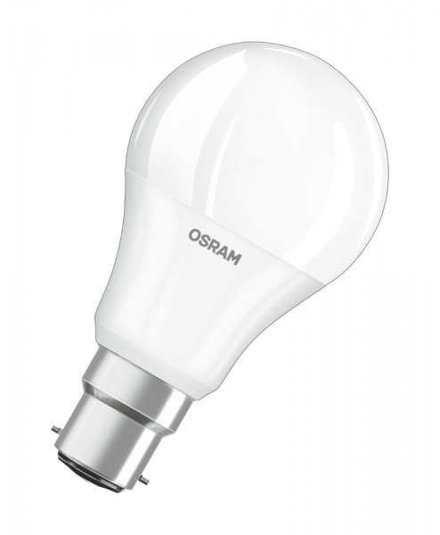 OSRAM LED STAR CLASSIC A 60 matt Warm White B22d Glühlampe
