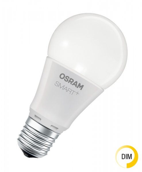 OSRAM SMART+ CLASSIC A 60 Dimmable Smart Home E27