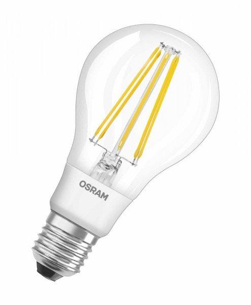 OSRAM LED RETROFIT CLASSIC A 100 Filament klar Warm White E27