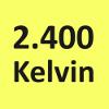 2.400 Kelvin