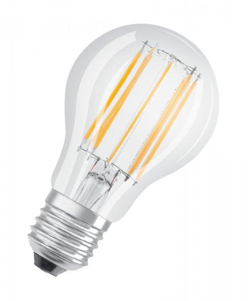 OSRAM LED STAR CLASSIC A 100 Filament klar Warm White E27