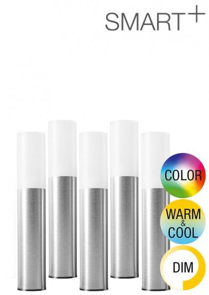 OSRAM SMART+ GARDENPOLE MINI Multicolor Basis LED-Gartenlichter