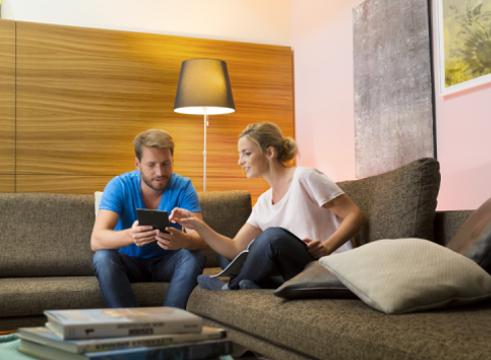 Die richtige Beleuchtung für Ihr Wohnzimmer | LED Vision Shop