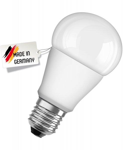 OSRAM LED STAR CLASSIC A 60 MADE IN GERMANY matt Warm White E27