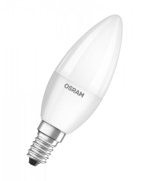 OSRAM LED DUO CLICK DIM CLASSIC B 40 matt Warm White E14