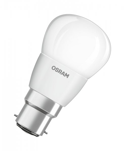 OSRAM LED SUPERSTAR CLASSIC P 40 Dimmable matt Warm White B22d Tropfen