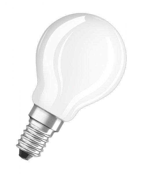 OSRAM LED HD LIGHTING CLASSIC P 40 CRI 90 Filament matt Warm White E14