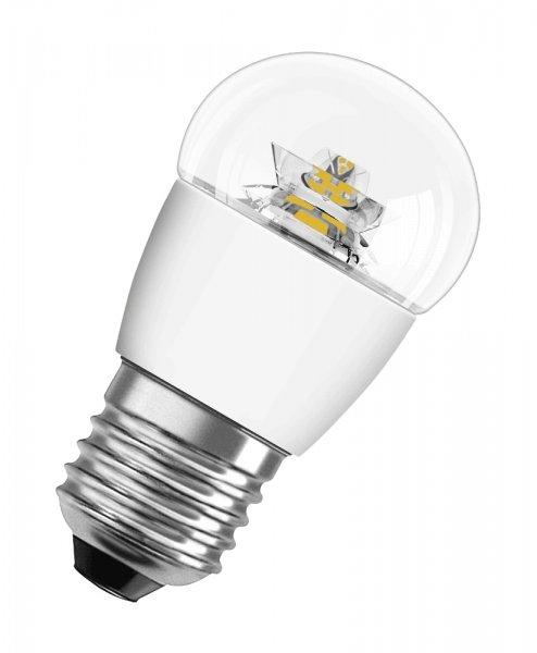 OSRAM LED STAR CLASSIC P 25 klar Warm White