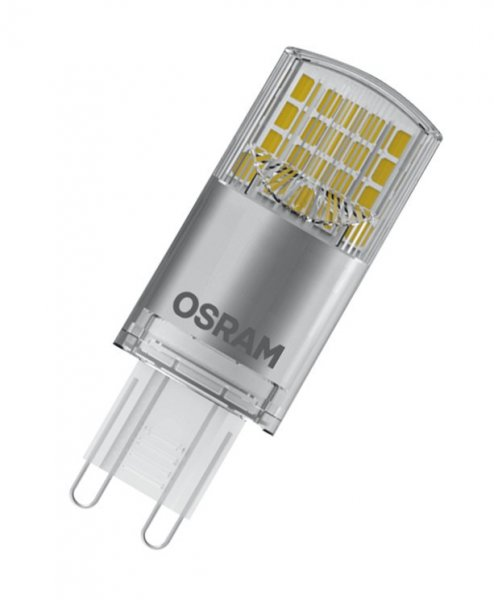 OSRAM LED SUPERSTAR PIN 32 Dimmable (360°) Warm White G9