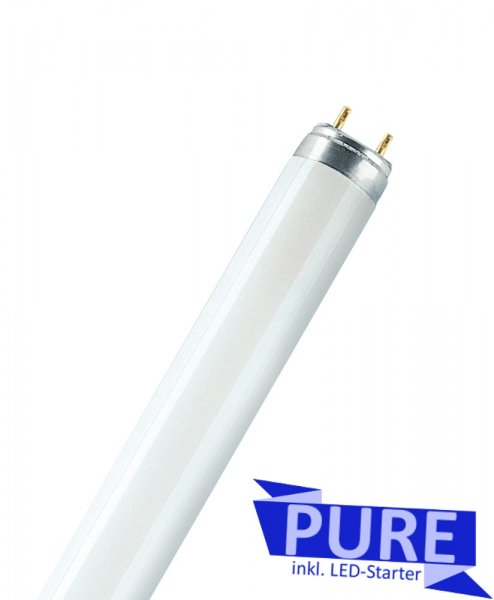 OSRAM SubstiTUBE Pure LED-Röhre Cool White 120 cm KVG
